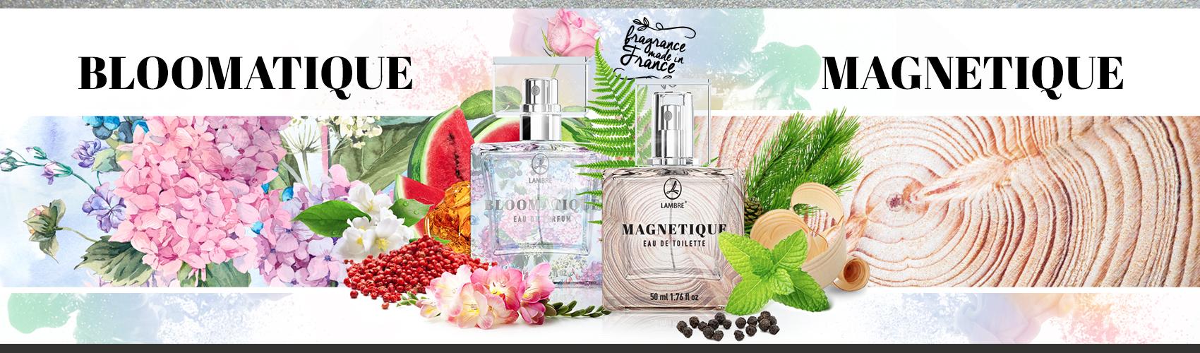 bloomatique Magnetique от Ламбре новинки 2018