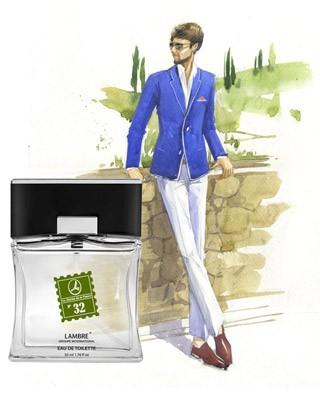 Туалетная вода LAMBRE 32 POUR HOMME – Gianni Versace