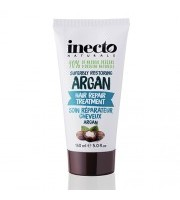 Inecto Naturals Argan Hair Treatment Супер Восстанавливающая маска для волос с аргановым маслом Ламбре