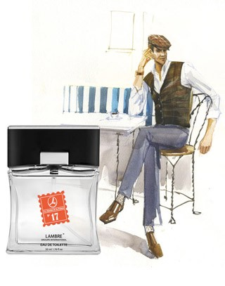 Туалетная вода LAMBRE 17  THE ONE FOR MEN – Dolce & Gabbana
